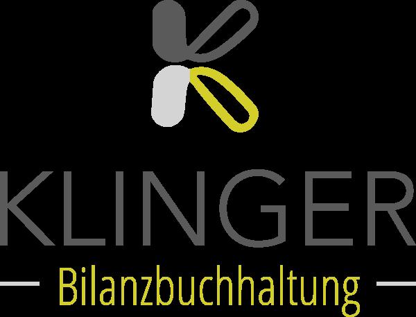 Logo: KLINGER Bilanzbuchhaltung